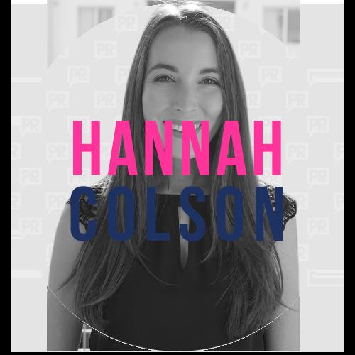Hannah Colson